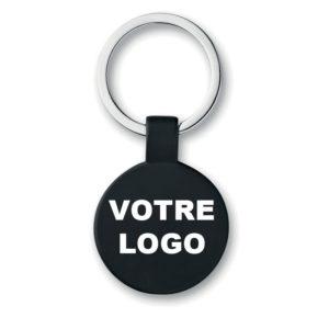 porte clef zinc et nickel personnalisé - mapubauto.com
