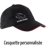 casquette personnalisée mapubauto.com