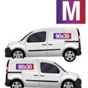 mapubauto.com fabrique des plaques publicitaires magnétiques pour les véhicules