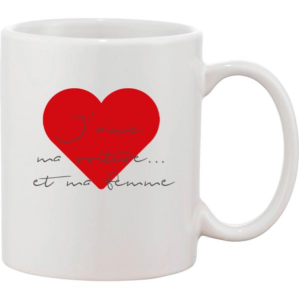 mug personnalisé par mapubauto.com