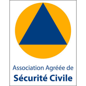 sticker sécurité civile par mapubauto.com